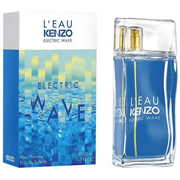 Kenzo Electric Wave Pour Homme